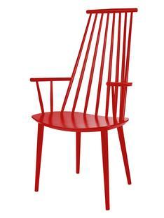 J110 Chair Himbeerrot
