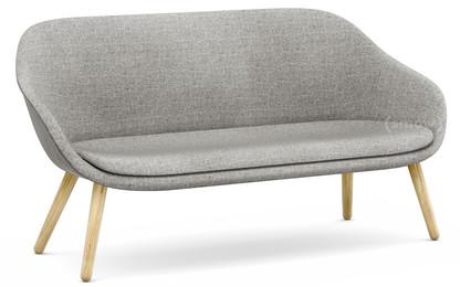 About A Lounge Sofa for Comwell Hallingdal 116 - warmgrau Eiche klar lackiert