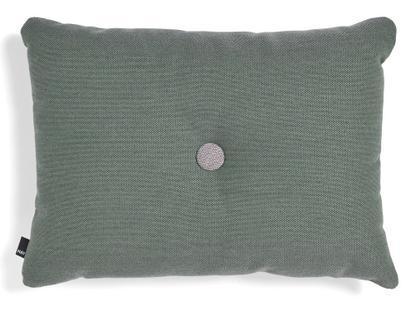 Dot Cushion 2x1 Steelcut Trio 966 green