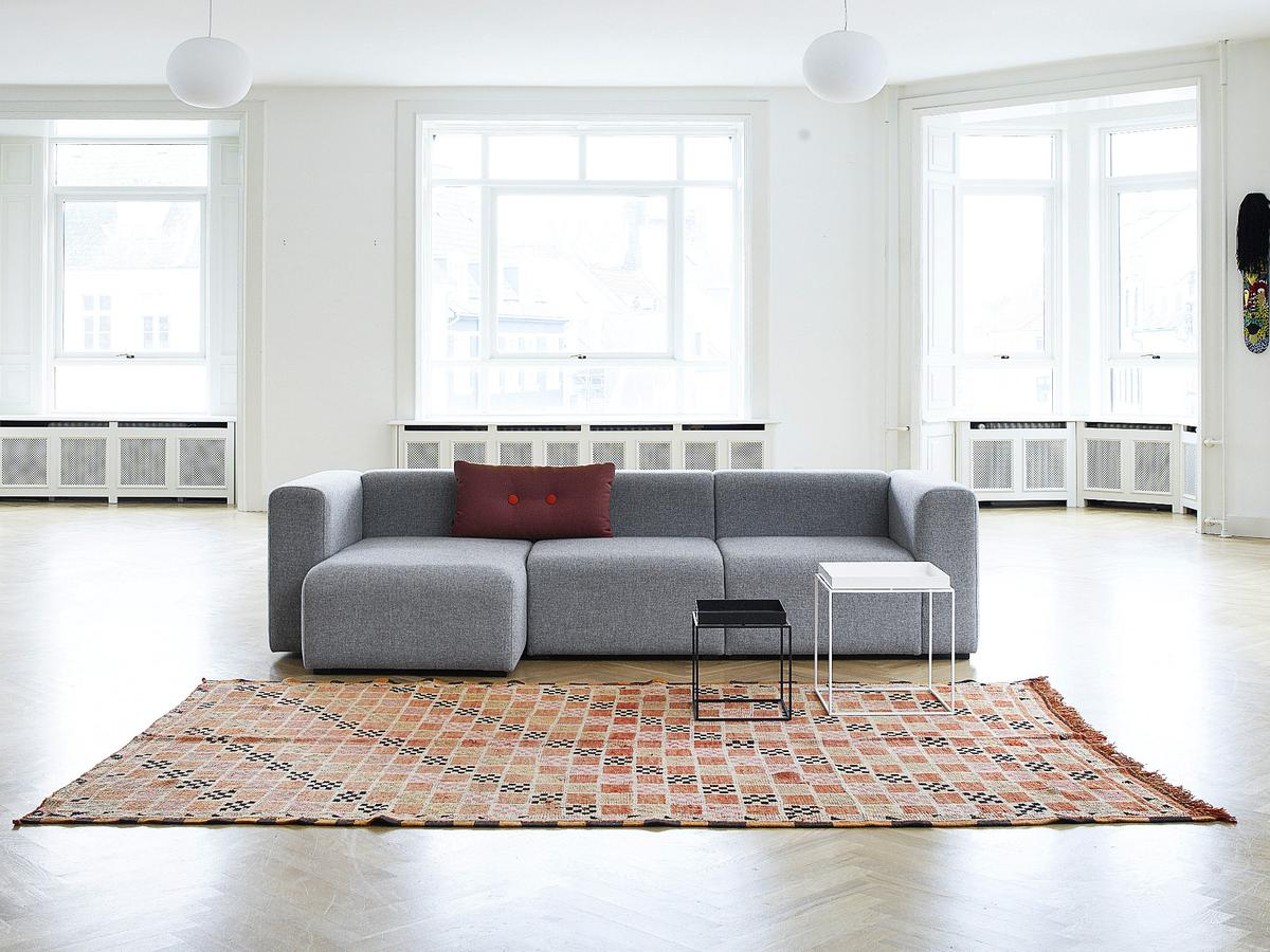 hay dot cushion 2x2 von hay designerm bel von. Black Bedroom Furniture Sets. Home Design Ideas