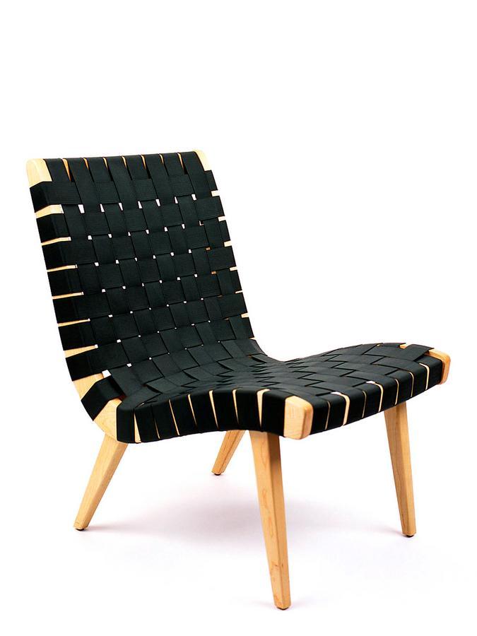 knoll international risom lounge stuhl von jens risom 1941 designerm bel von. Black Bedroom Furniture Sets. Home Design Ideas