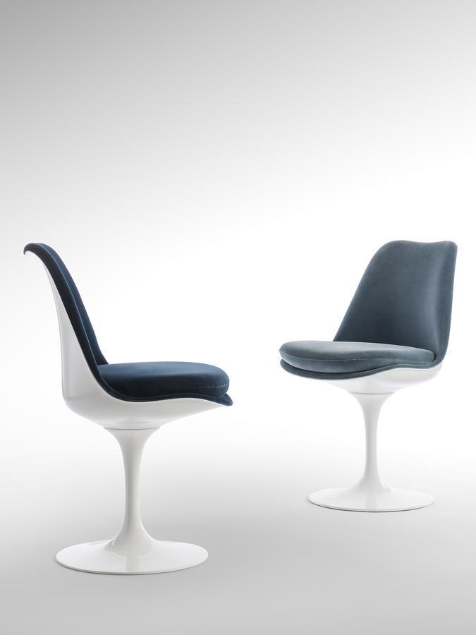 knoll international saarinen tulip stuhl von eero saarinen 1955 1957 designerm bel von. Black Bedroom Furniture Sets. Home Design Ideas
