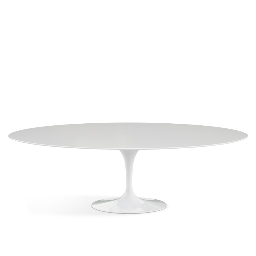 Knoll international saarinen esstisch oval von eero for Tisch design oval