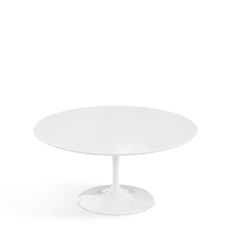 Knoll International Saarinen Couchtisch rund von Eero Saarinen ...