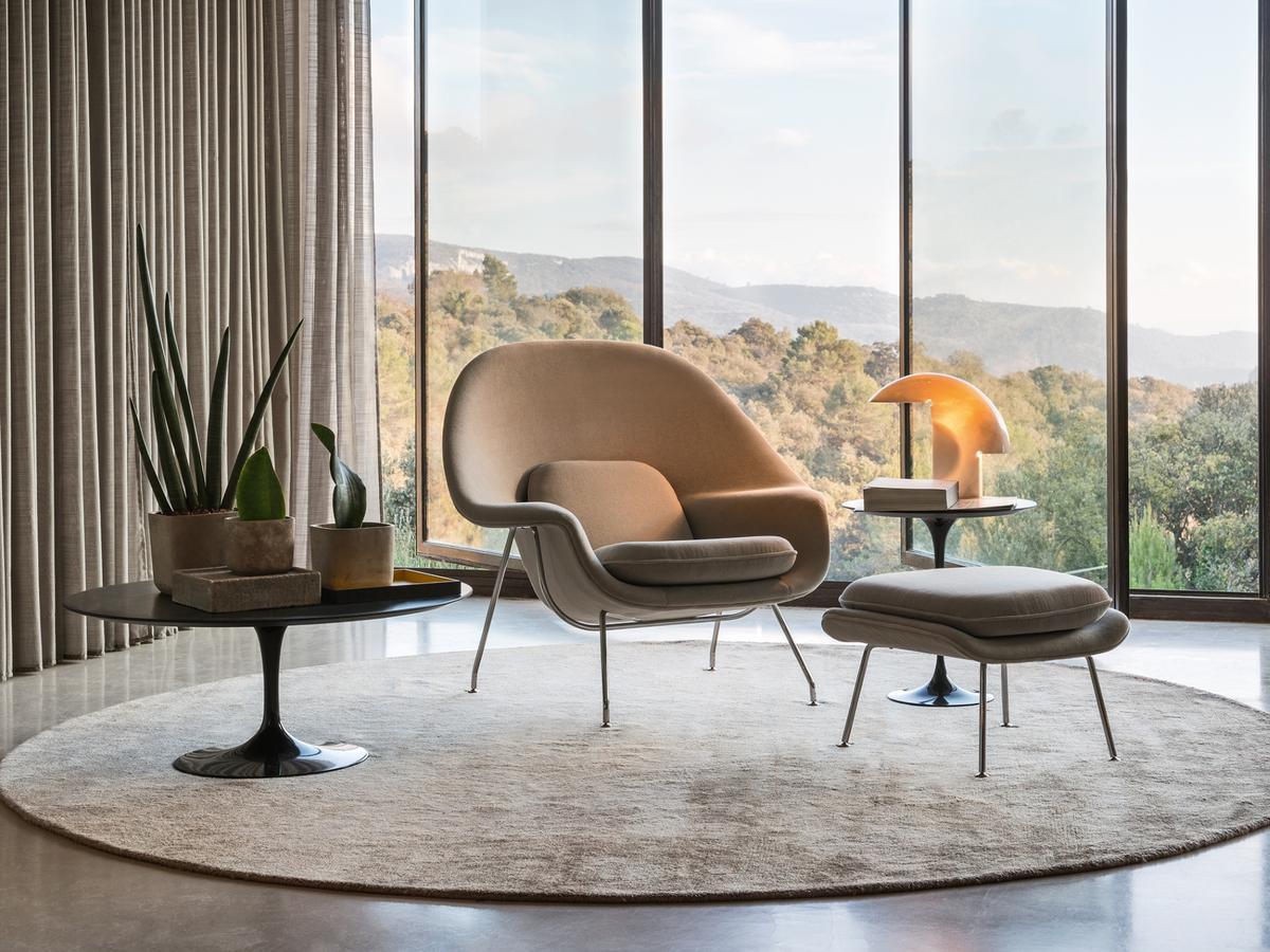 Knoll International Womb chair by Eero Saarinen, 6 - Designer
