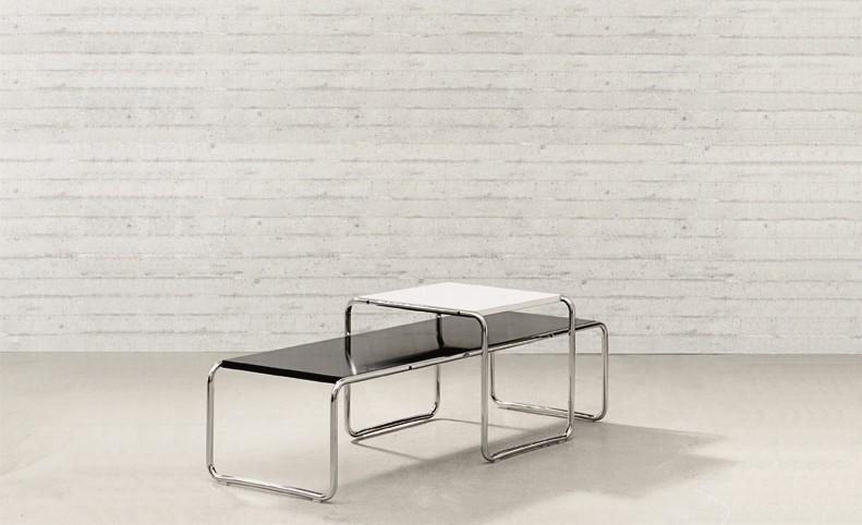 Knoll Laccio Sofa Table As A Set