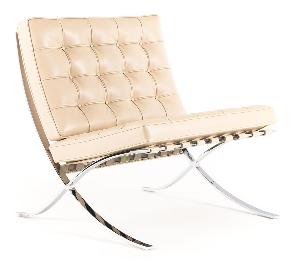 Knoll international barcelona sessel relax von ludwig mies for Barcelona sessel nachbau
