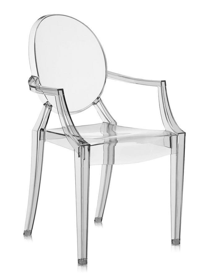 Kartell Louis Ghost Von Philippe Starck Designermöbel Von Smowde