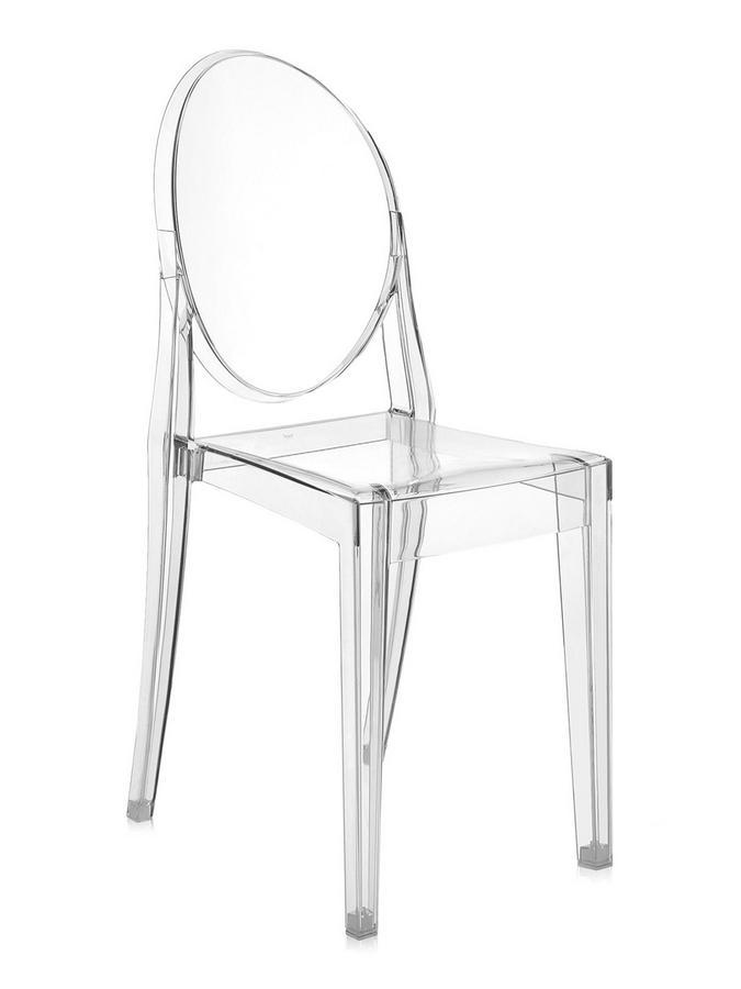 Kartell Victoria Ghost von Philippe Starck - Designermöbel von smow.de