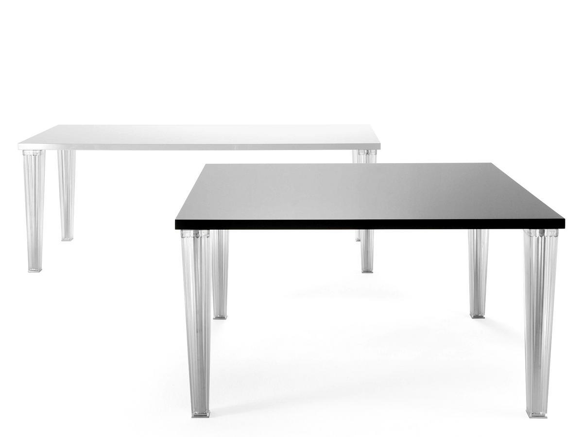 kartell toptop ess und konferenztisch von philippe starck. Black Bedroom Furniture Sets. Home Design Ideas