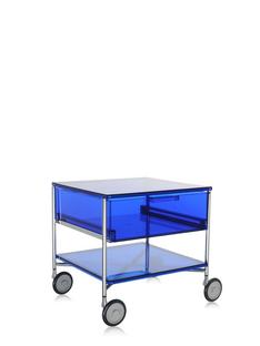 Mobil 1 Schub - 1 Fach|Transparent|Blau