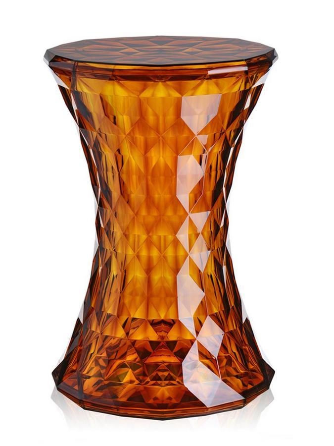 Kartell Stone Bernsteinfarben Von Marcel Wanders Designermobel