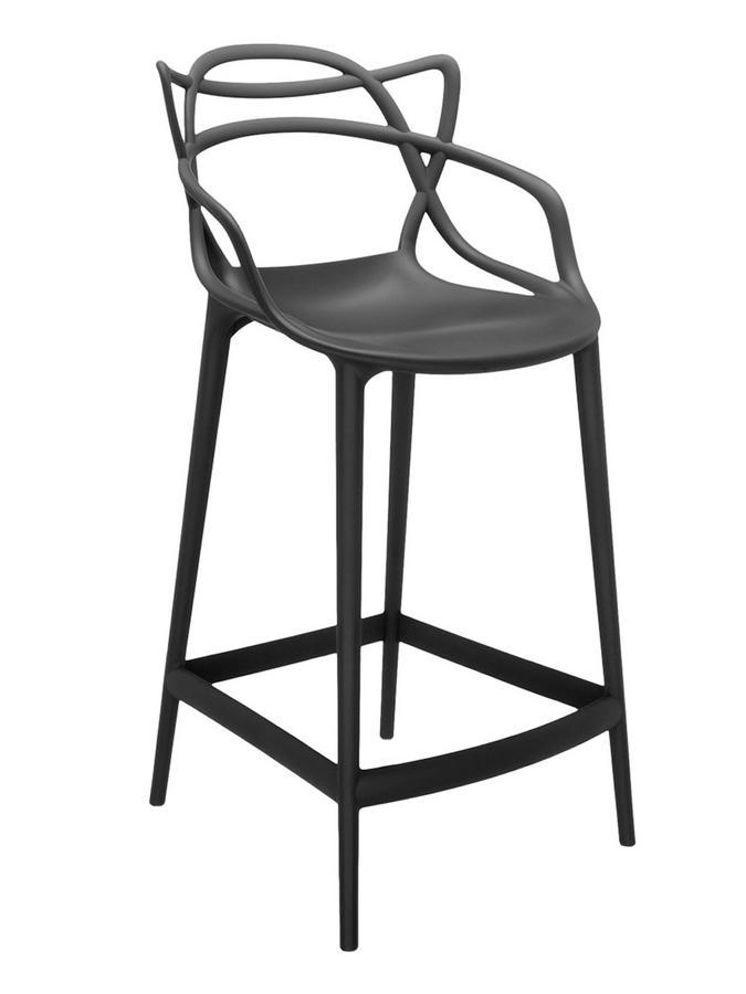 kartell masters barhocker von philippe starck eugeni quitllet 2009 designerm bel von. Black Bedroom Furniture Sets. Home Design Ideas