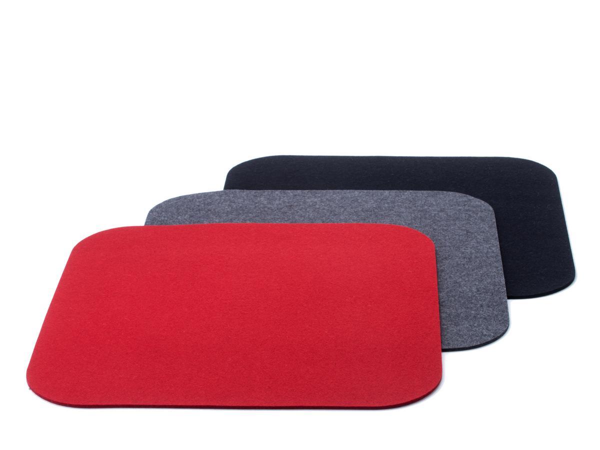 kartell filzauflage f r componibili 1 rund 30 cm rot. Black Bedroom Furniture Sets. Home Design Ideas