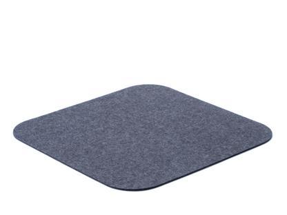kartell filzauflage f r componibili 1 eckig abgerundet 36 x 36 cm anthrazit. Black Bedroom Furniture Sets. Home Design Ideas