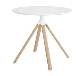 Fork Tisch rund