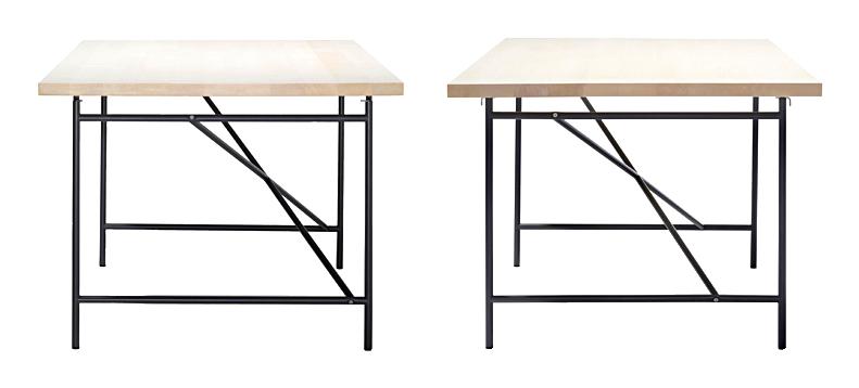 lampert eiermann tischgestell 1 von egon eiermann 1953. Black Bedroom Furniture Sets. Home Design Ideas