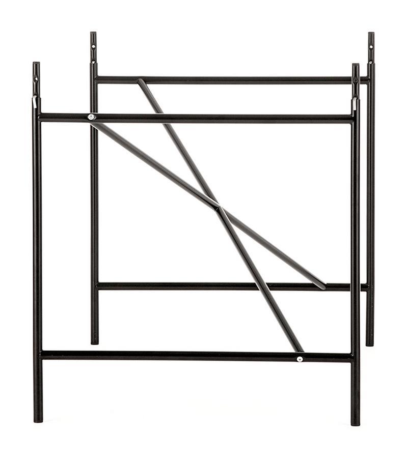 richard lampert eiermann 1 tischgestell von egon eiermann 1953 designerm bel von. Black Bedroom Furniture Sets. Home Design Ideas