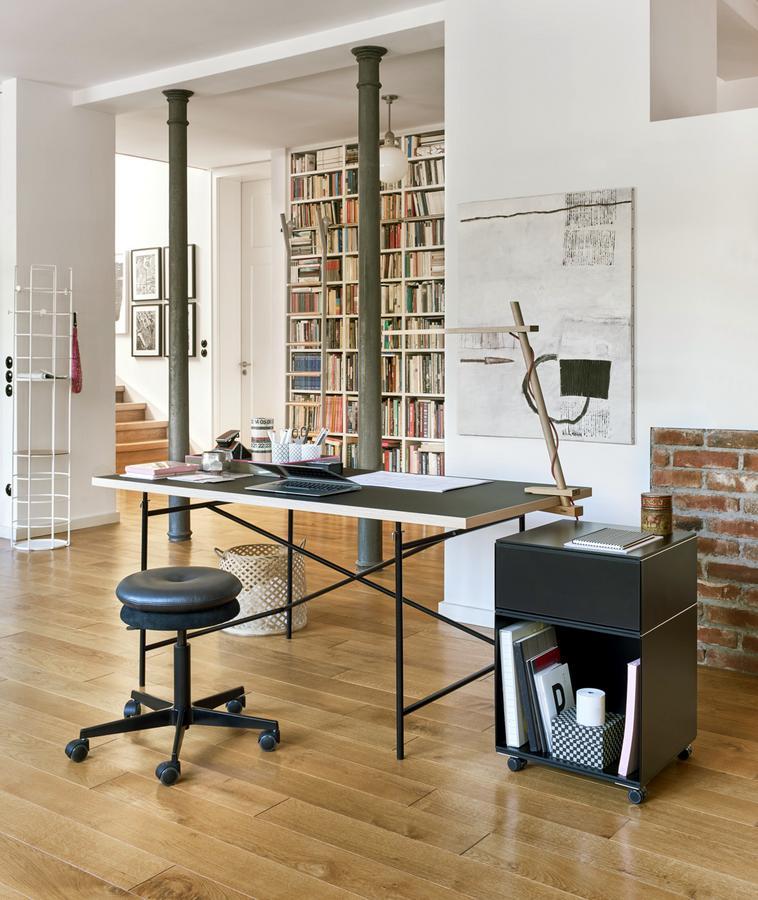 richard lampert eiermann 1 tischgestell von egon eiermann. Black Bedroom Furniture Sets. Home Design Ideas