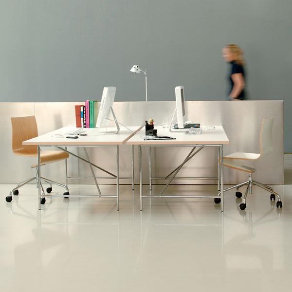 lampert eiermann tisch von egon eiermann richard lampert designerm bel von. Black Bedroom Furniture Sets. Home Design Ideas