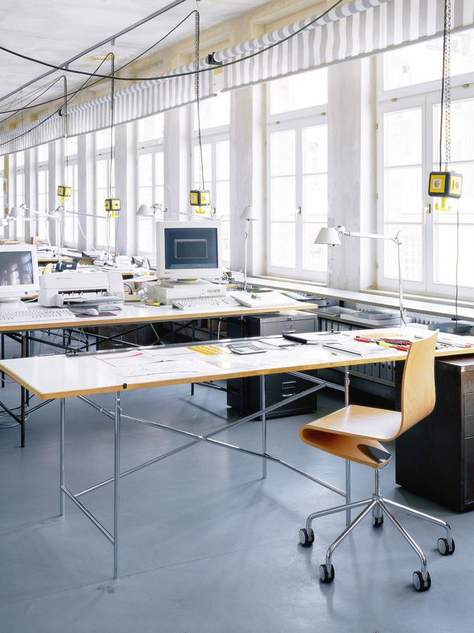 richard lampert eiermann tisch von egon eiermann designerm bel von. Black Bedroom Furniture Sets. Home Design Ideas