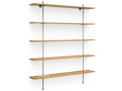 richard lampert regal eiermann eiche massiv 200 cm 238 cm von egon eiermann 1932. Black Bedroom Furniture Sets. Home Design Ideas