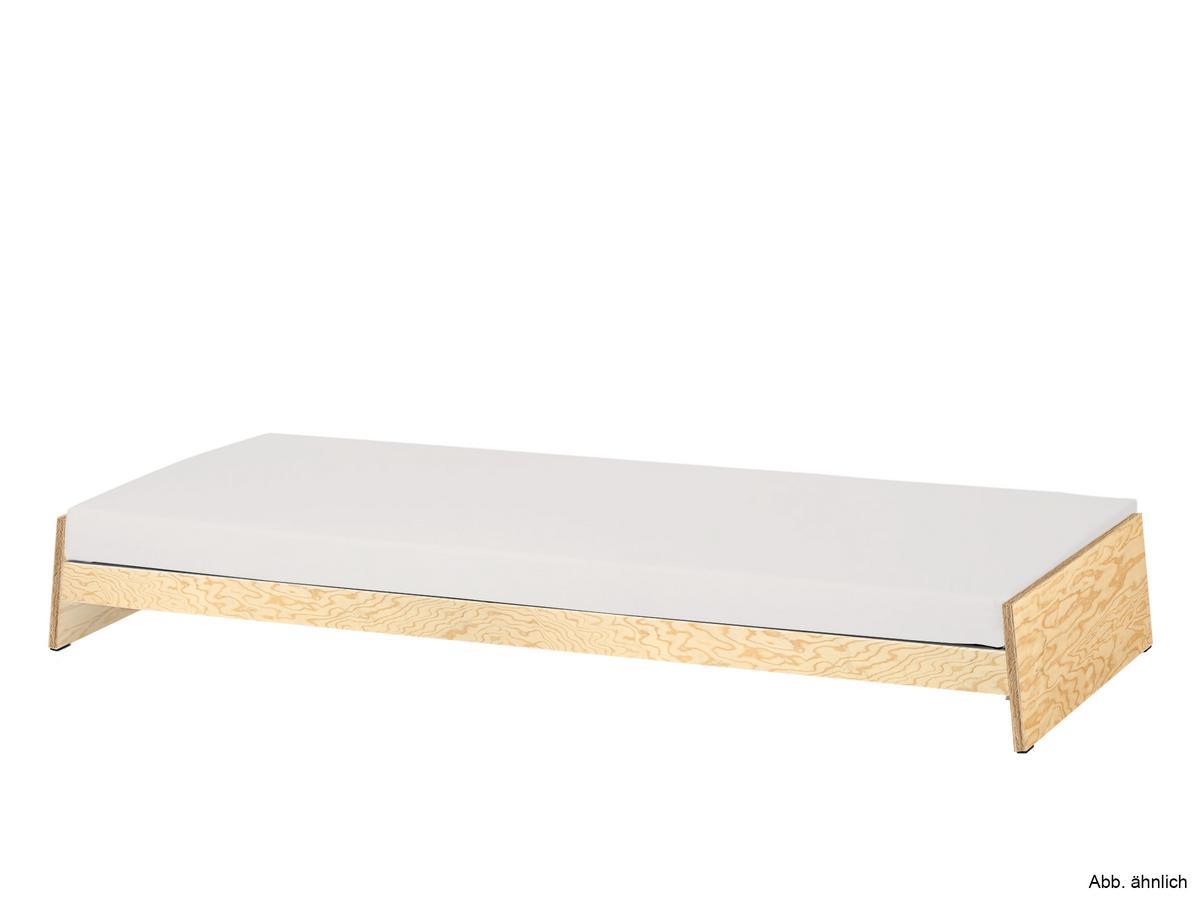 stapelbett lonneberga seekiefer mit matratze ohne bezug