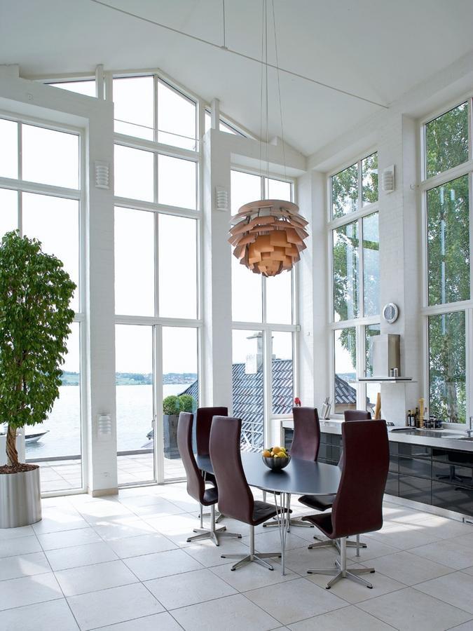 louis poulsen ph artichoke zapfen von poul henningsen 1958 designerm bel von. Black Bedroom Furniture Sets. Home Design Ideas