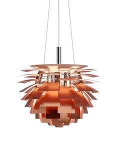 PH Artichoke (Zapfen) Kupfer/Rosé (Limited Edition 2019)|Ø 48 cm