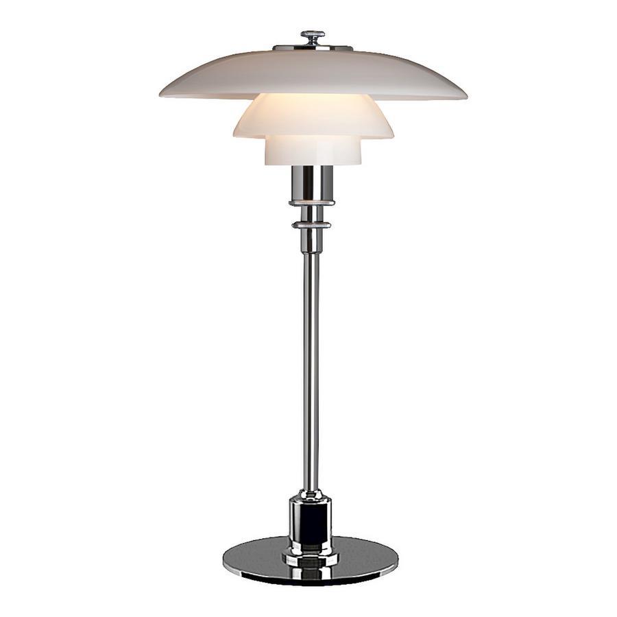 louis poulsen ph 2 1 tischleuchte von poul henningsen 1926 28 designerm bel von. Black Bedroom Furniture Sets. Home Design Ideas