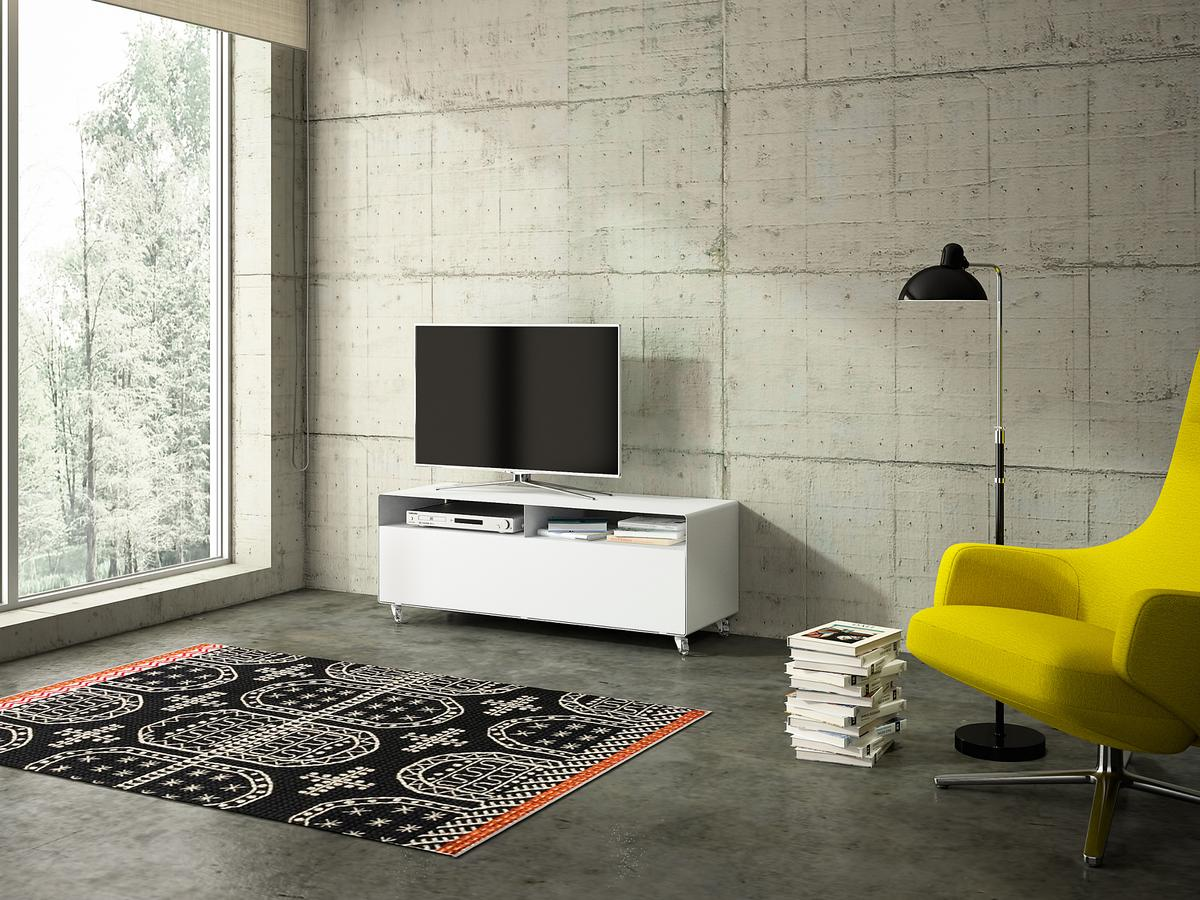 m ller m belfabrikation tv lowboard r 109n von wendelin m ller designerm bel von. Black Bedroom Furniture Sets. Home Design Ideas