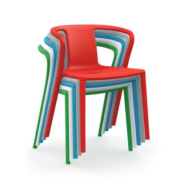 Magis air armchair von jasper morrison 2000 for Magis air armchair