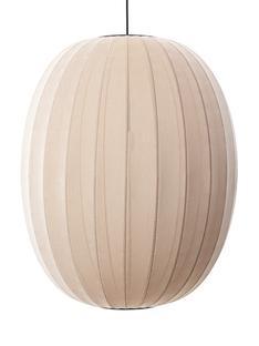 Knit-Wit Pendelleuchte Ø 65 cm|Sand Stone