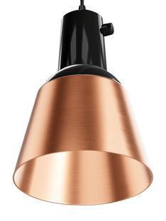 K831 Pendelleuchte Kupfer