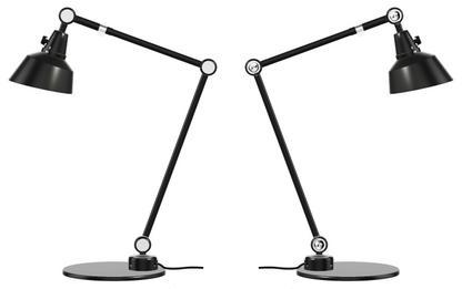 Modular Tischleuchte