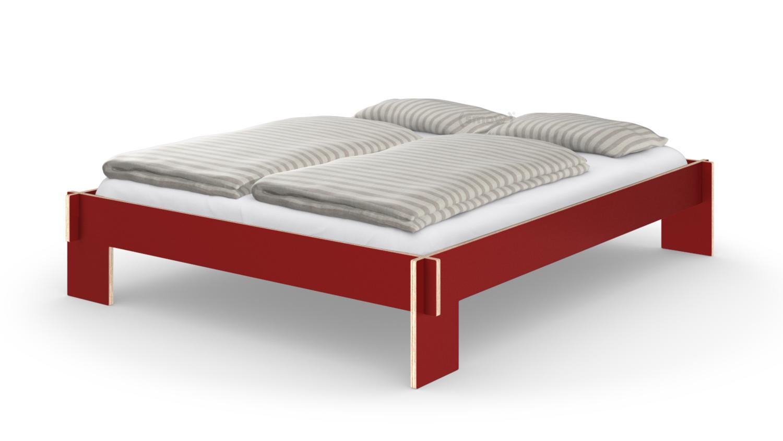 nils holger moormann siebenschl fer 160 x 200 cm ohne. Black Bedroom Furniture Sets. Home Design Ideas