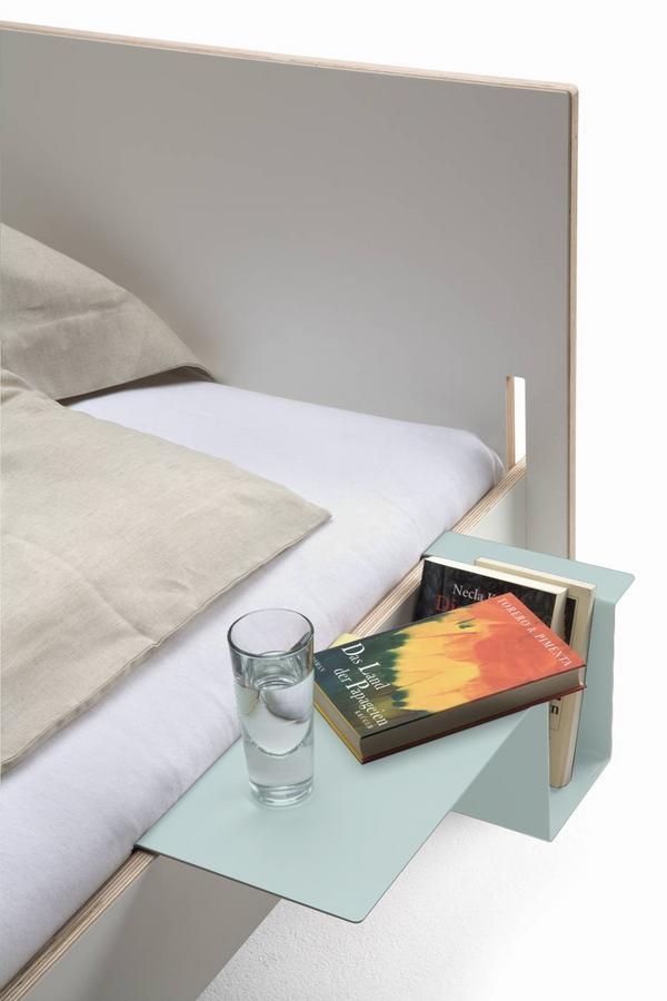 nils holger moormann siebenschl fer tagedieb seitenablage. Black Bedroom Furniture Sets. Home Design Ideas