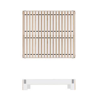 nils holger moormann tagedieb 180 x 200 cm ohne kopfteil fu sperrholz birke wei mit. Black Bedroom Furniture Sets. Home Design Ideas