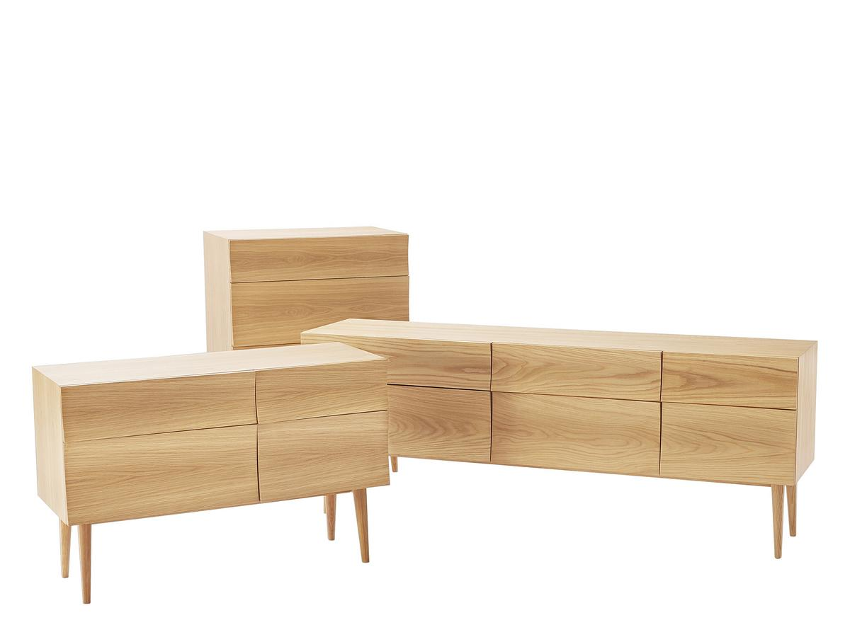 muuto reflect sideboard von s ren rose studio 2011. Black Bedroom Furniture Sets. Home Design Ideas