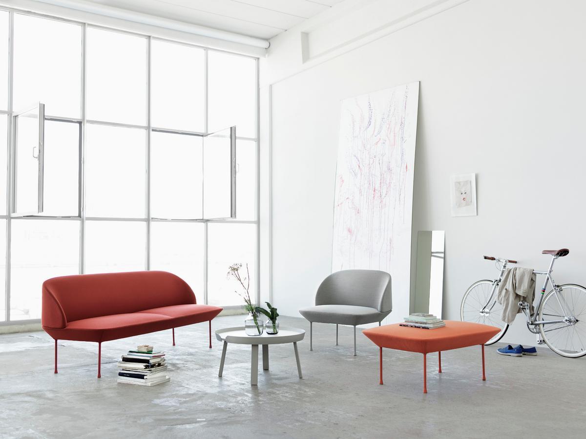 muuto oslo chair von anderssen voll 2013 designerm bel von. Black Bedroom Furniture Sets. Home Design Ideas