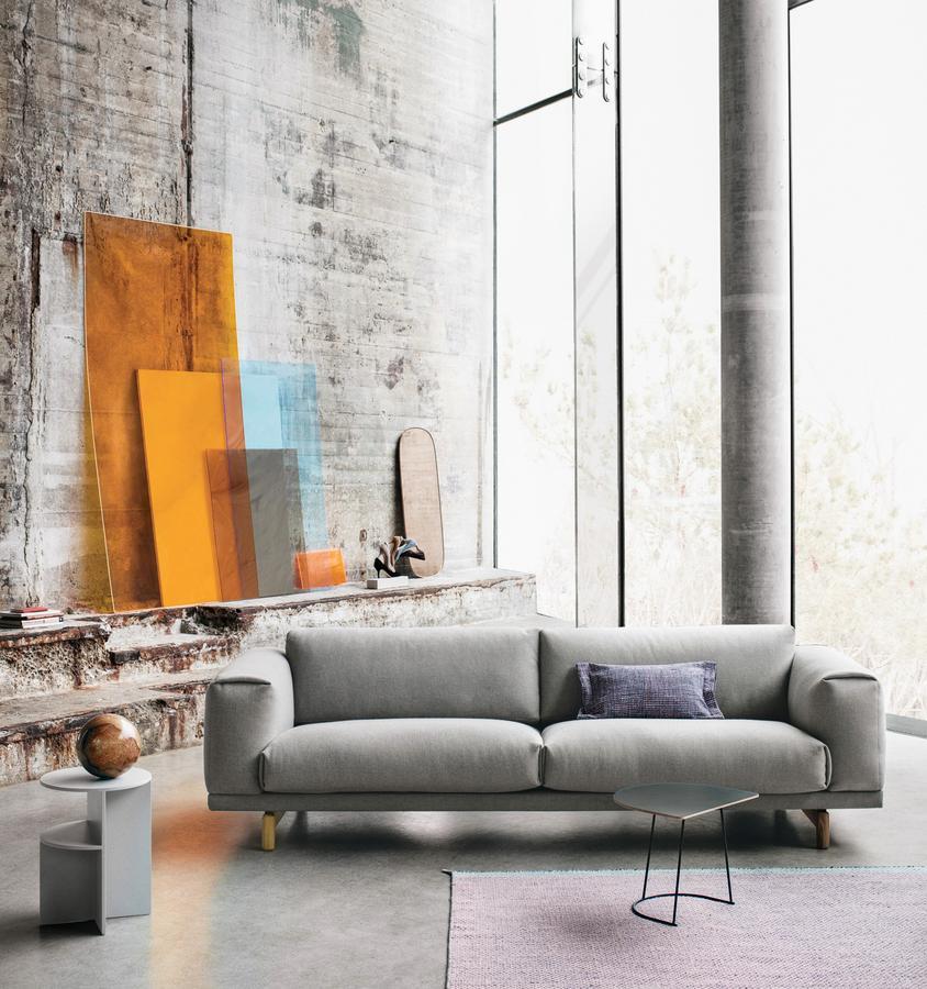 muuto rest sofa von anderssen voll 2011 designerm bel von. Black Bedroom Furniture Sets. Home Design Ideas