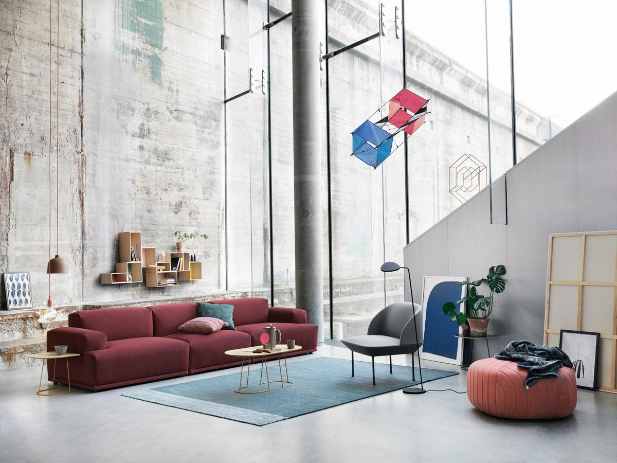 muuto connect sofa von anderssen voll 2012 designerm bel von. Black Bedroom Furniture Sets. Home Design Ideas
