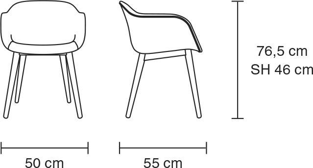 Swell Fiber Armchair Beatyapartments Chair Design Images Beatyapartmentscom
