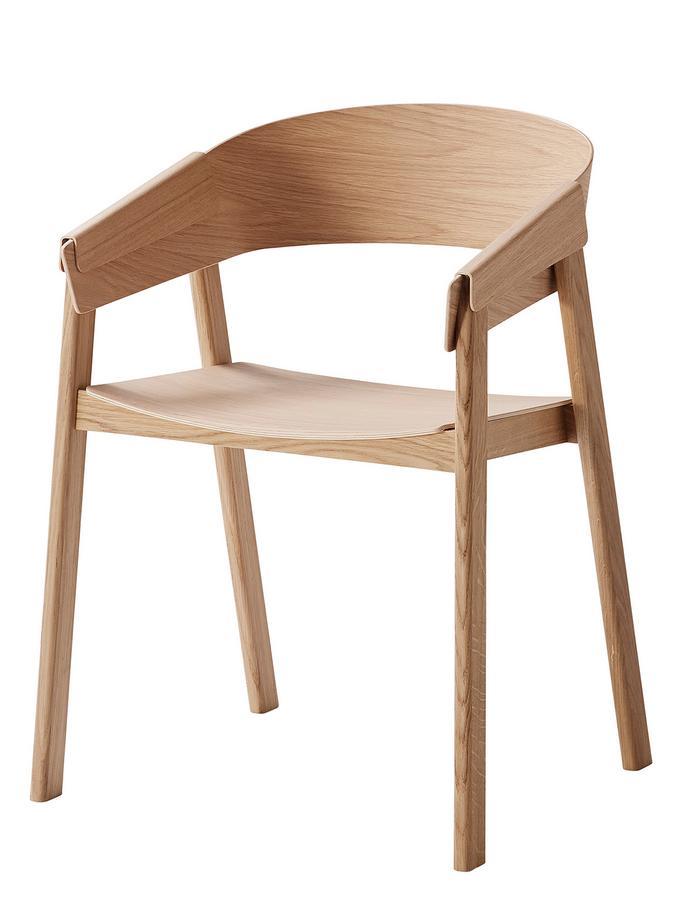 muuto cover stuhl von thomas bentzen 2013 designerm bel von. Black Bedroom Furniture Sets. Home Design Ideas