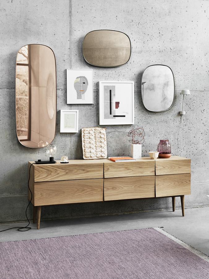Sitzmobel Designs Anderssen Voll   Muuto Framed Spiegel Von Anderssen Voll 2016 Designermobel Von