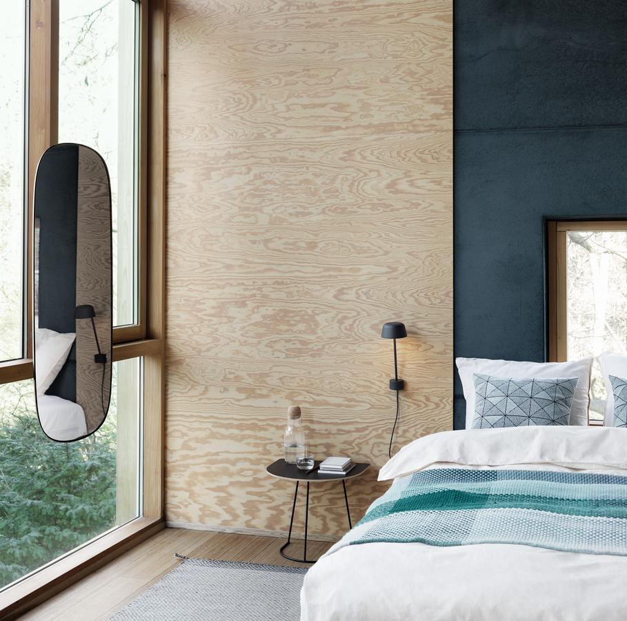 muuto framed spiegel von anderssen voll 2016 designerm bel von. Black Bedroom Furniture Sets. Home Design Ideas