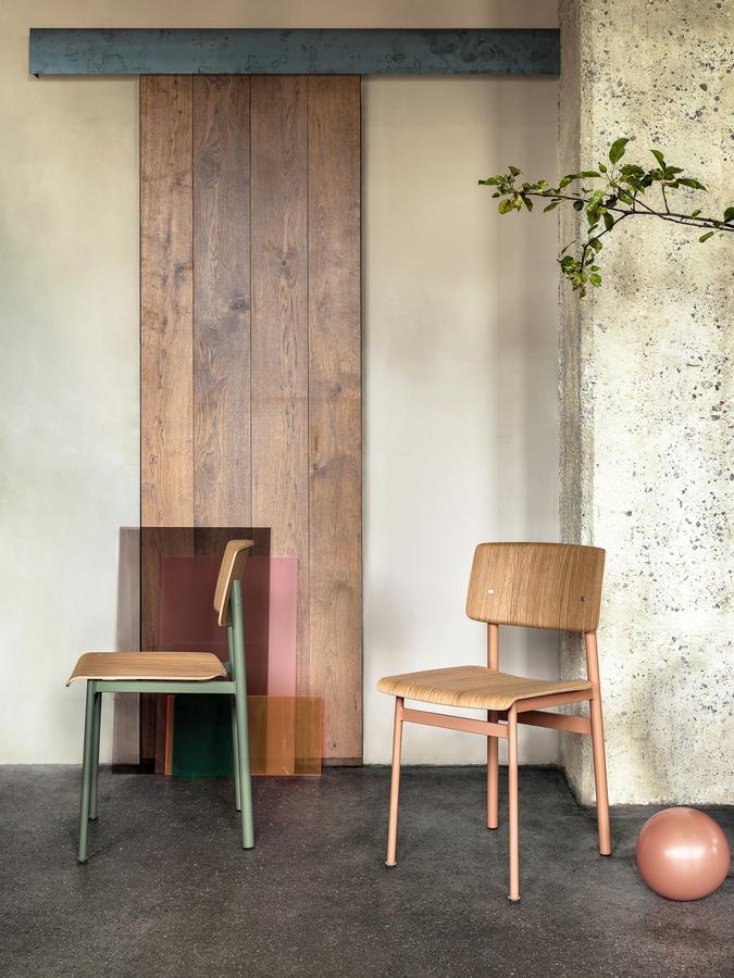 muuto loft chair von thomas bentzen 2017 designerm bel von. Black Bedroom Furniture Sets. Home Design Ideas