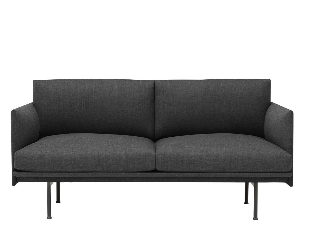 muuto outline studio sofa von anderssen voll 2016. Black Bedroom Furniture Sets. Home Design Ideas