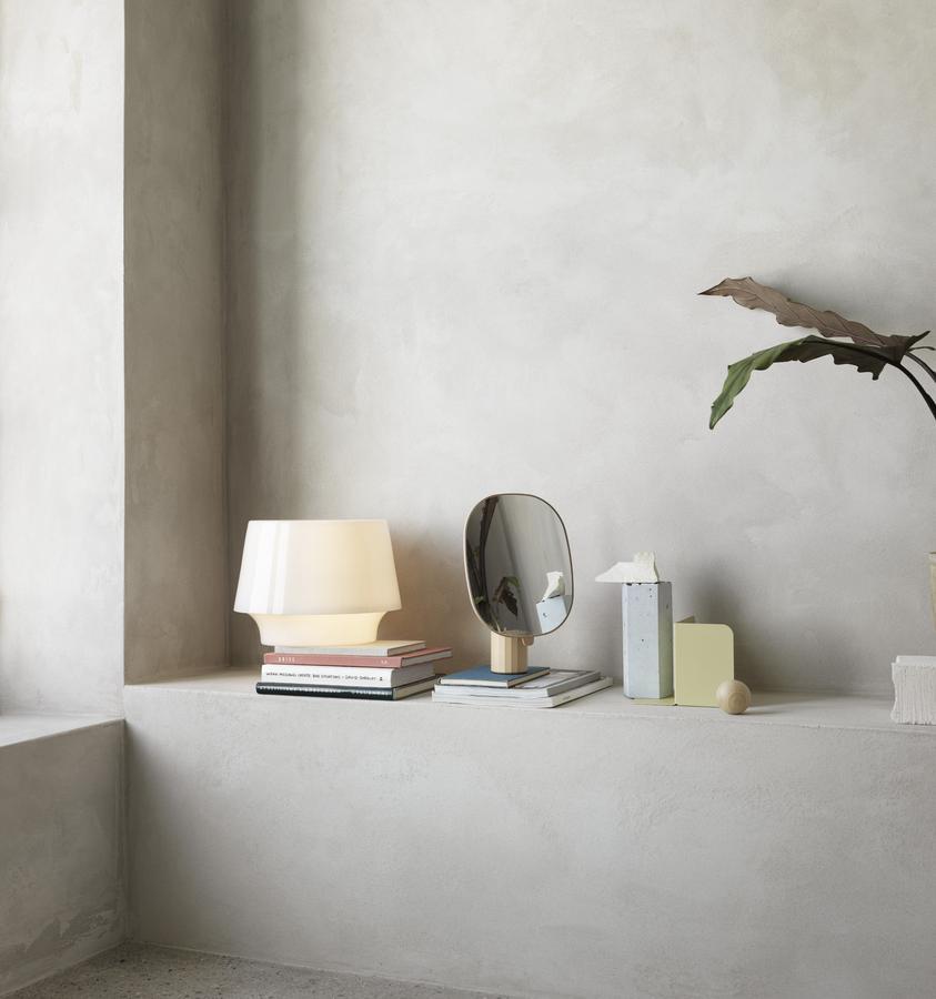 muuto mimic spiegel midnight blue von normal studio 2018 designerm bel von. Black Bedroom Furniture Sets. Home Design Ideas