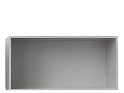 Mini Stacked 2.0 L (24,9 x 49,8 x 26 cm)|Hellgrau